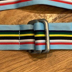 Daniel Cremieux Men's D-Ring Belt L/XL